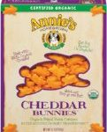 Toddler Travel Snacks - Cheddar Bunnies