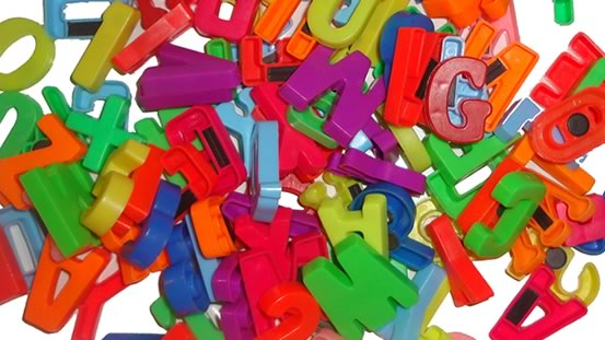 Toddler Toys We Love: Alphabet Magnets