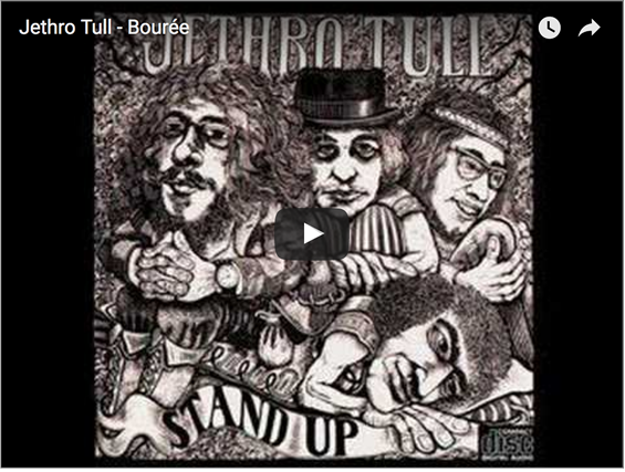 Learn How to Play Jethro Tull Bouree