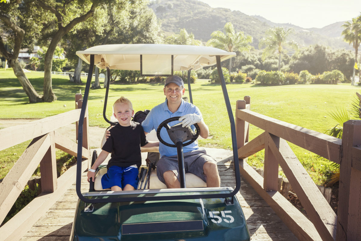 What is the Best Kids Electric Golf Cart?