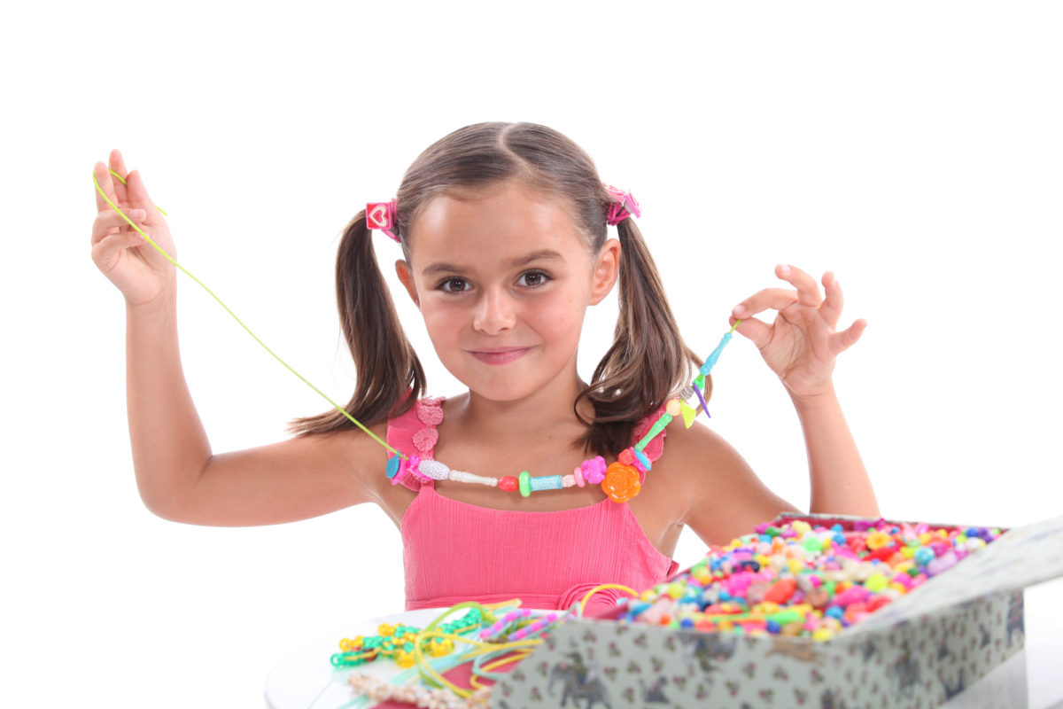 Jewelry Making for Kids: 10 Cute DIY Ideas